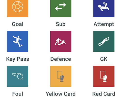 football match report