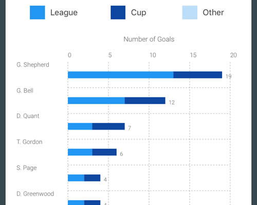 top goalscorers